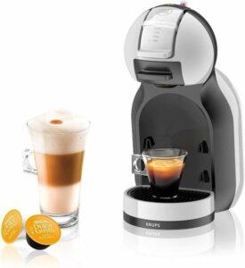 Krups NESCAFÉ® Dolce Gusto® MiniMe KP123B - Inclusief drie doosjes Starbucks capsules